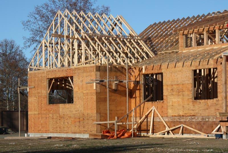 Nouvelle maison photos stock