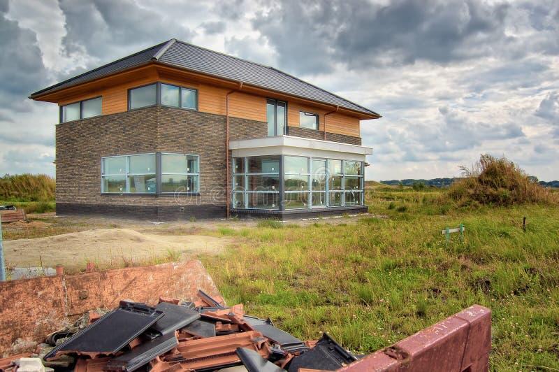 Nouvelle maison image stock