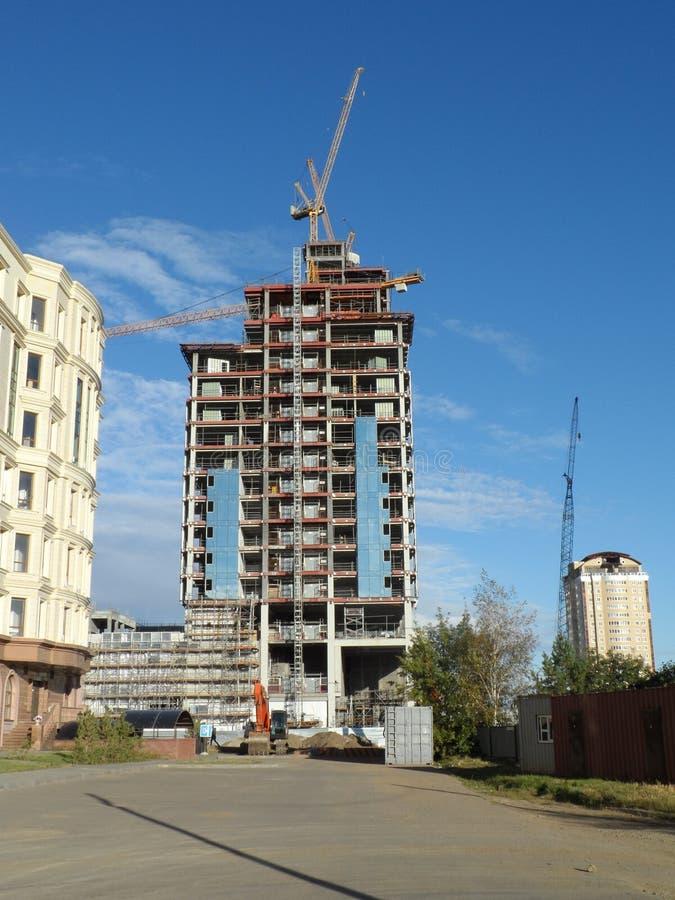 Download Nouvelle Ville - Constructions Photo stock - Image du automne, horizontal: 77150882