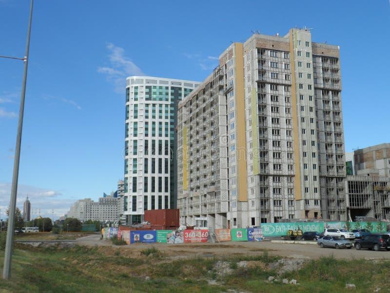 Download Nouvelle Ville - Constructions Image éditorial - Image du horizontal, architecture: 77151200