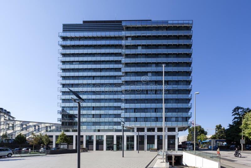 Download Nouvelle Ville Hôtel Dans Siegen, Allemagne Photo éditorial - Image du rhine, concret: 77156106