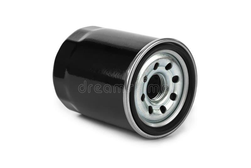 Nouvelle voiture de filtre à huile photos libres de droits
