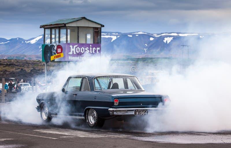 Nova 1964 di Chevrolet immagine stock