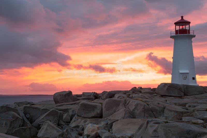 Nova Scotia immagini stock libere da diritti