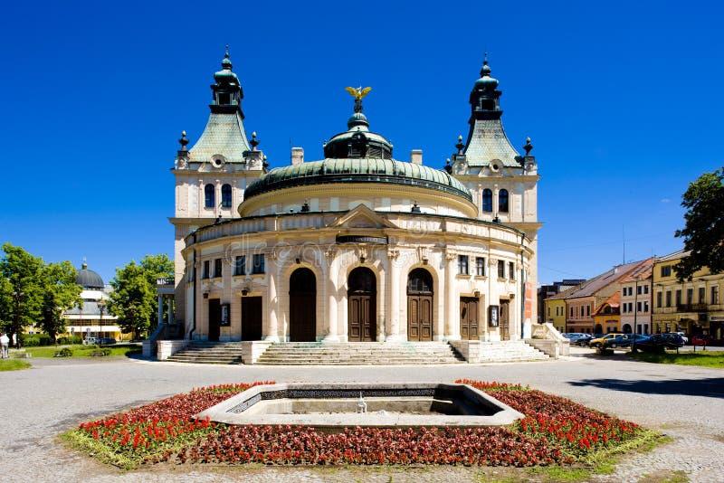 Nova Ves, Slovaquie de Spisska images libres de droits