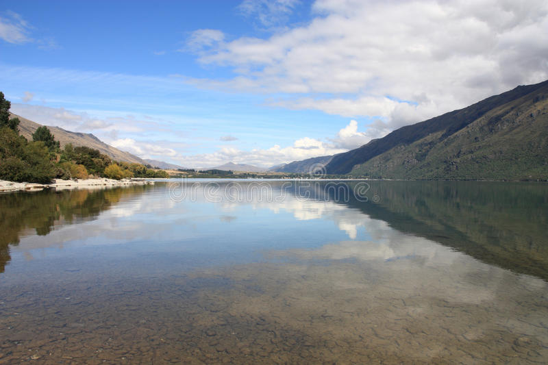 Nova Zelândia imagem de stock royalty free