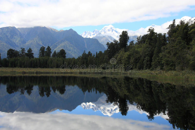 Nova Zelândia foto de stock