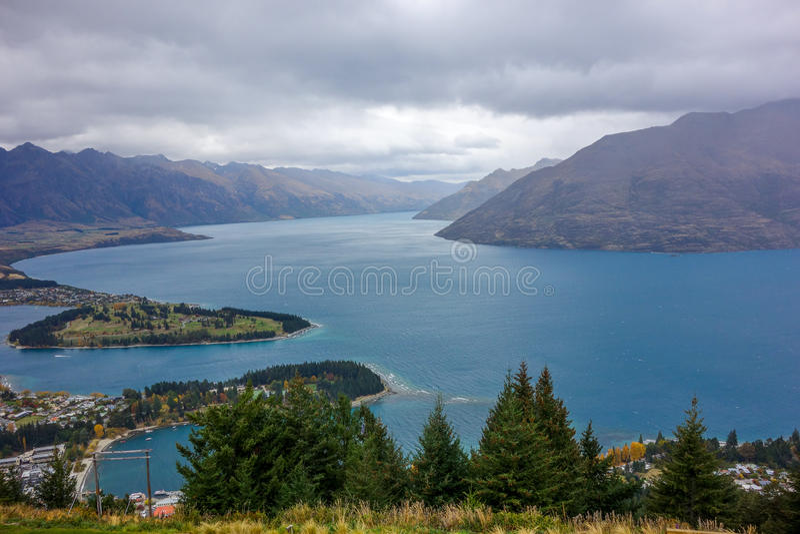 Nova Zelândia 24 foto de stock royalty free