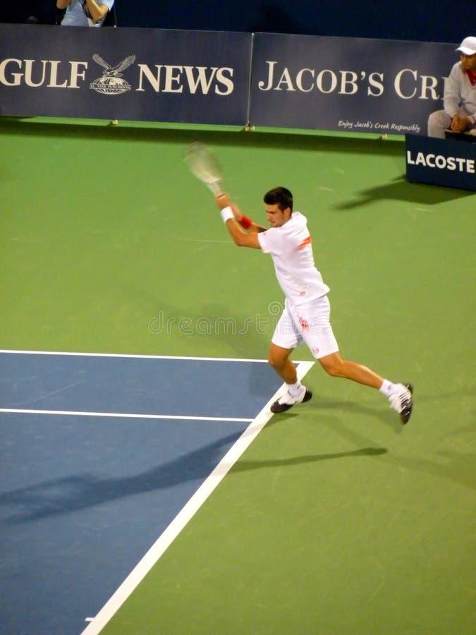 Novak Djokovic photos libres de droits