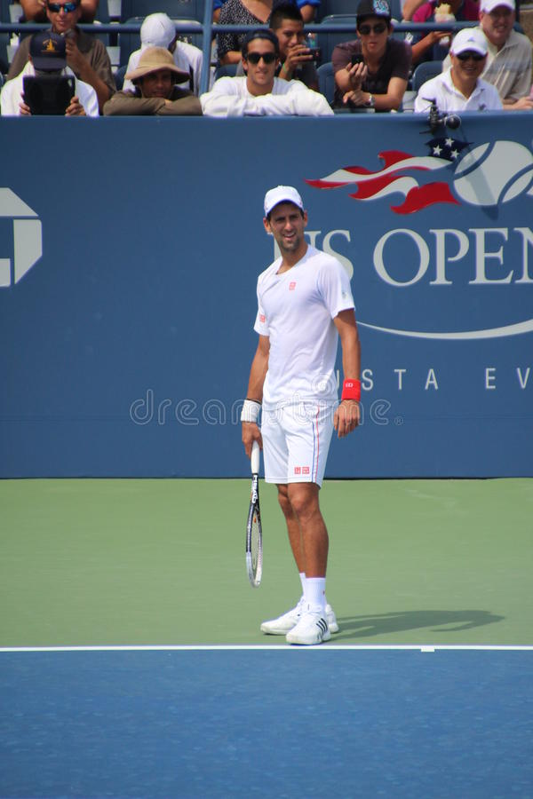 Novak Djokovic obraz royalty free