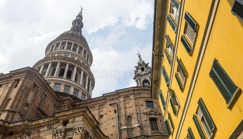 Novara (Ιταλία) στοκ εικόνες με δικαίωμα ελεύθερης χρήσης
