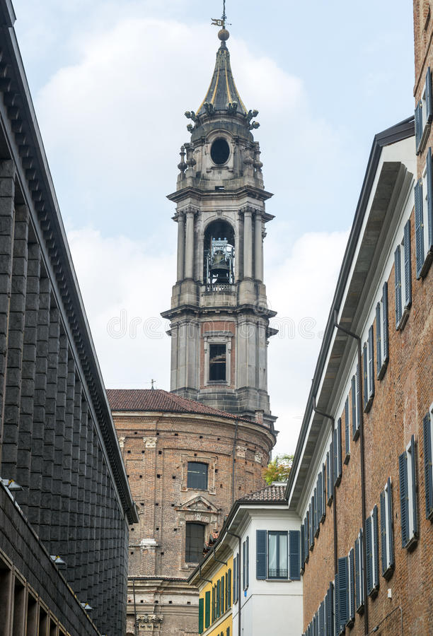 Novara (Ιταλία) στοκ εικόνες