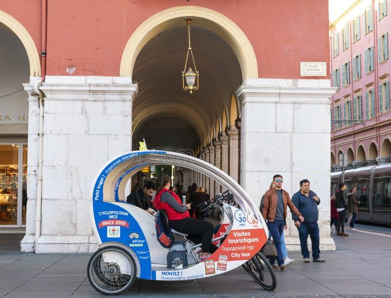 Taxis Called Tuk Tuk Waiting For Customers In Guatemala Editorial