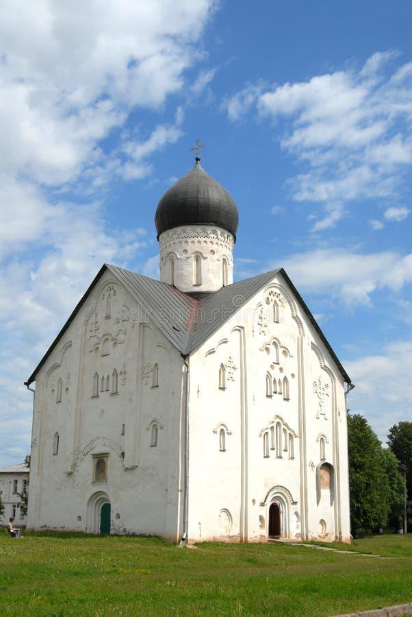 novgorod Россия церков стоковое изображение