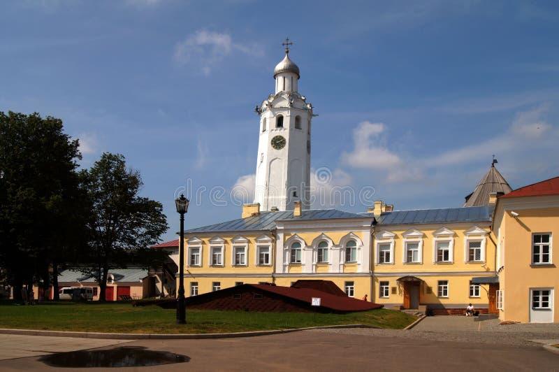 Novgorod the Great stock image
