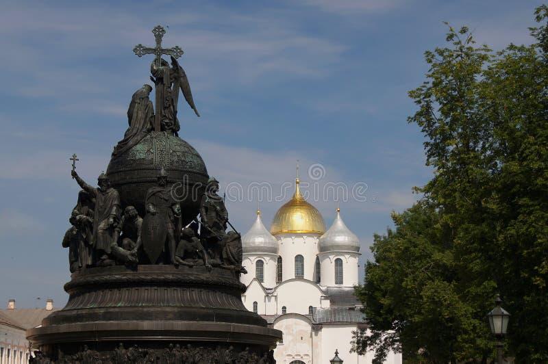 Novgorod the Great. royalty free stock photo
