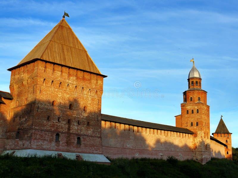 Download Novgorod Kremlin stock image. Image of outdoor, culture - 18597393