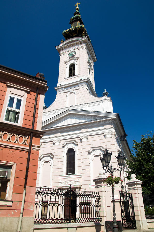 Novi Sad - Orthodox Cathedral of Saint George
