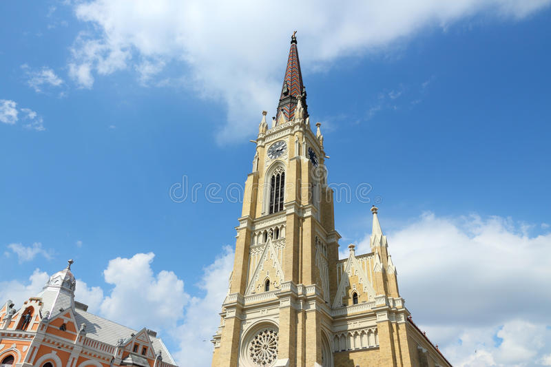 Novi Sad, Serbia Royalty Free Stock Photography