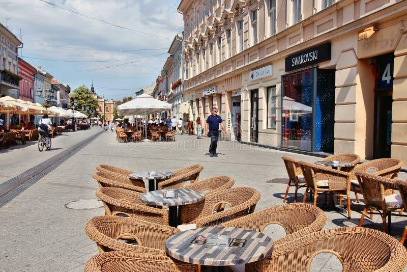 Novi Sad royalty free stock photos