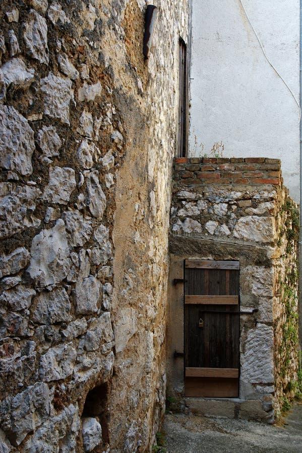 Novi Vinodolski, Croatia immagine stock libera da diritti
