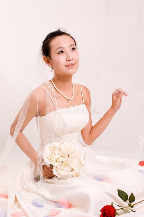 Download Novia imagen de archivo. Imagen de anillo, señora, honeymoon - 7287351