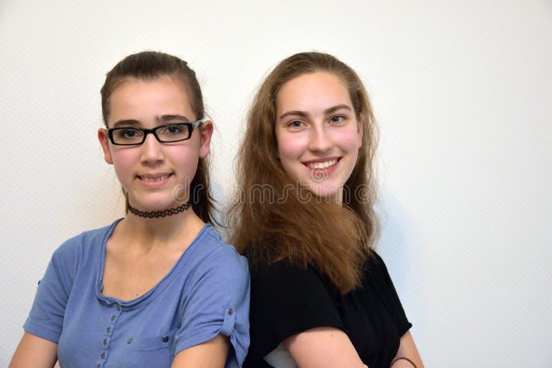 Novias del adolescente fotos de archivo libres de regalías