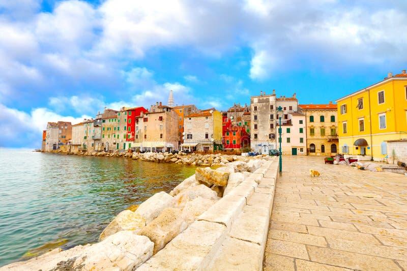 Novigrad, Chorwacja. obrazy royalty free