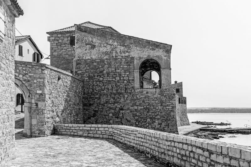 Novigrad in Istria fotografia stock