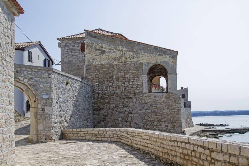 Novigrad w Istria obrazy stock