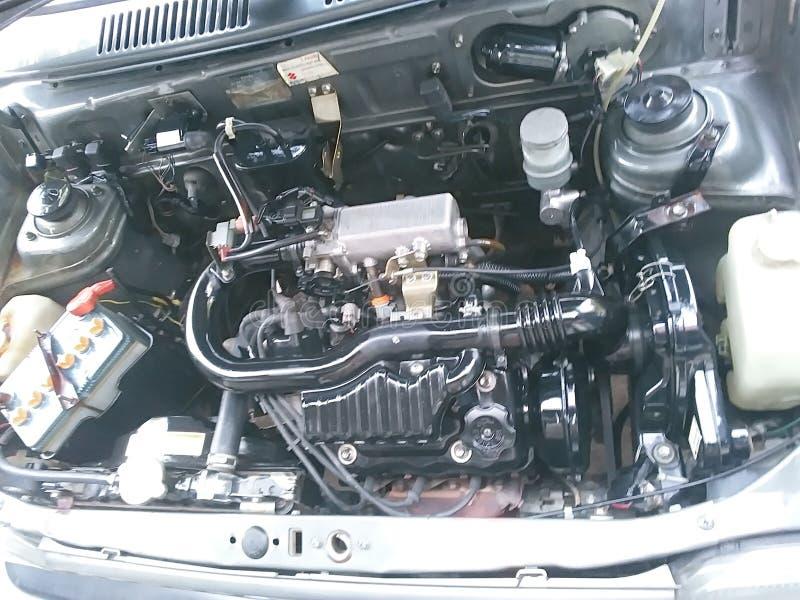Novo Motor Suzuki foto de stock