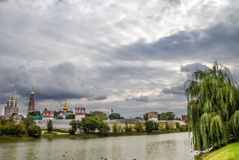 Novodevichy Convent Stock Photos