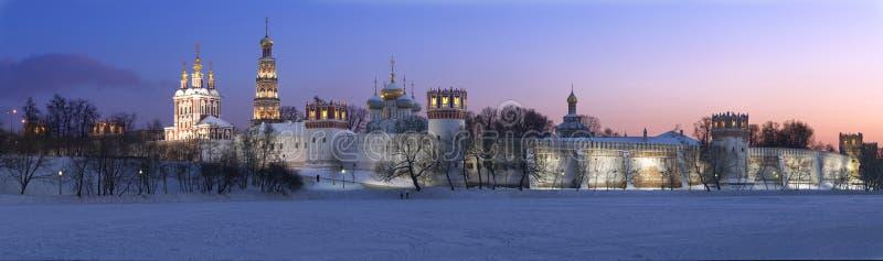 Novodevichy convent P3 royalty free stock photos
