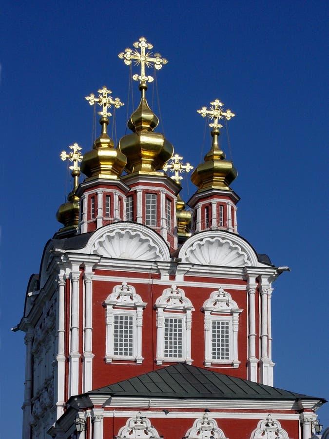Download Novodevichy kloster arkivfoto. Bild av vitt, historiskt - 26862