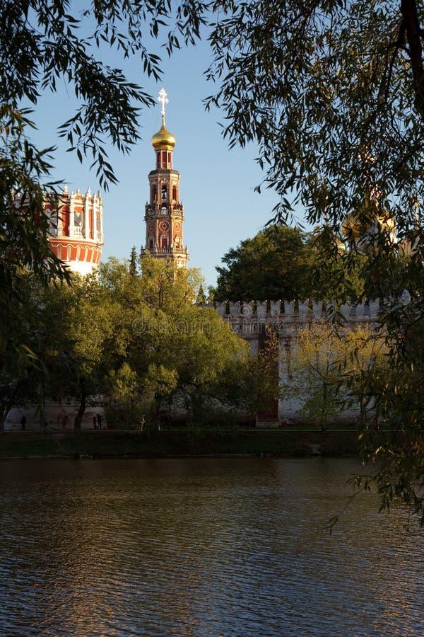 The Novodevishy Monastery Excursion Stock Photos