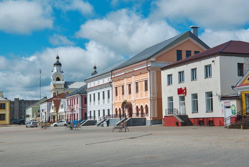 Novogrudok,白俄罗斯, 库存照片