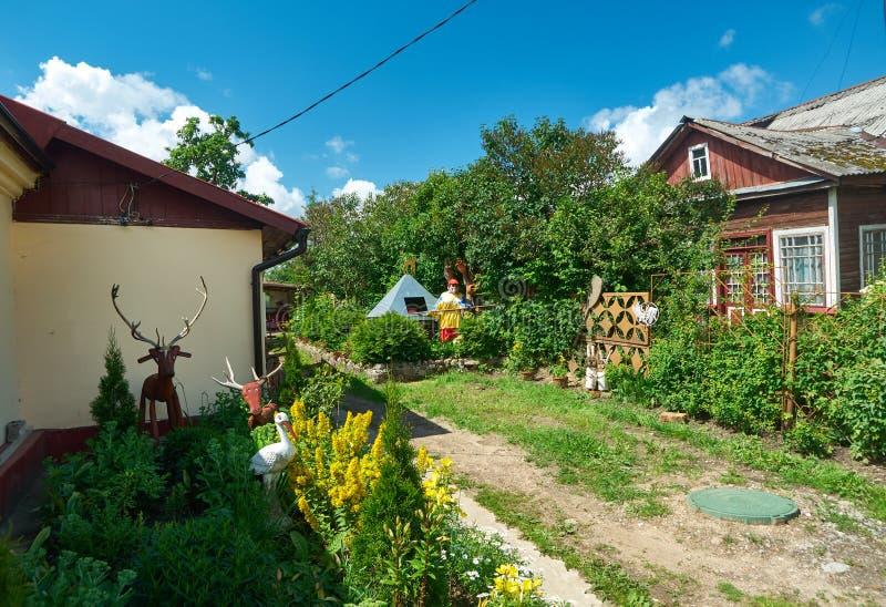 Novogrudok,白俄罗斯, 免版税库存图片