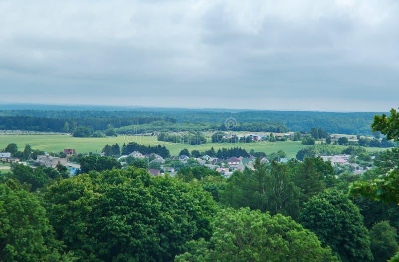 Novogrudok Vitryssland, royaltyfri bild