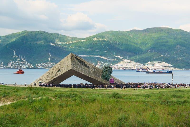 "Defence Line"" Memorial, Novorossiysk, Russia | Mamayev Kurgan"