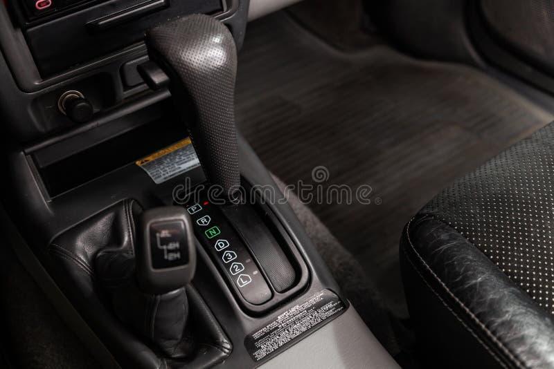 Novosibirsk, Russia June 14, 2019 Mitsubishi Pajero stock images