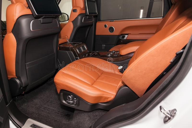 X1 Range Rover Classic Interior dash clock-Land Rover