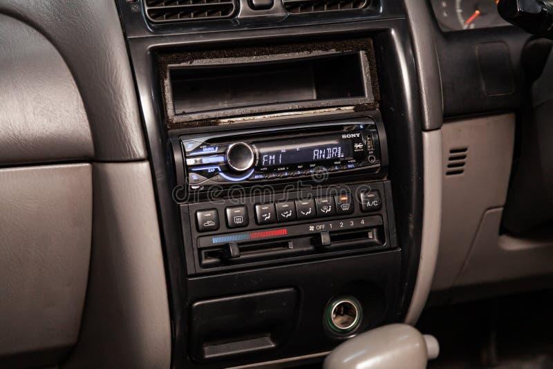 Novosibirsk, Russie le 14 juin 2019 Mazda Capella images stock