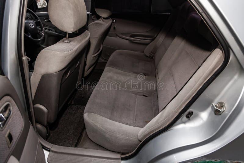 Novosibirsk, Russie le 14 juin 2019 Mazda Capella photographie stock libre de droits