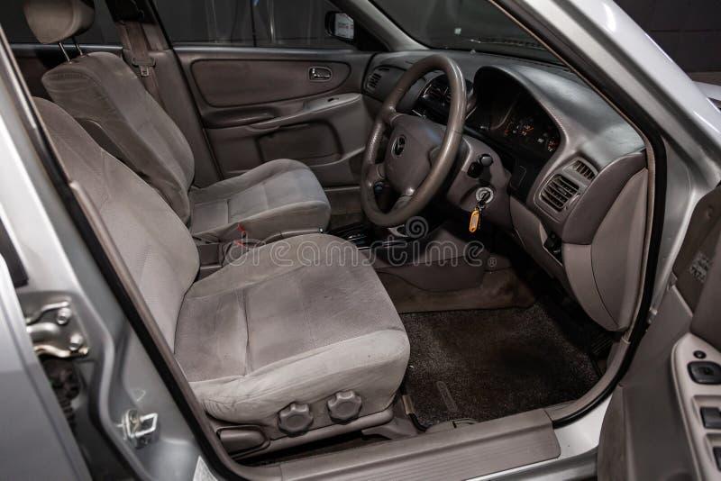 Novosibirsk, Russie le 14 juin 2019 Mazda Capella image libre de droits
