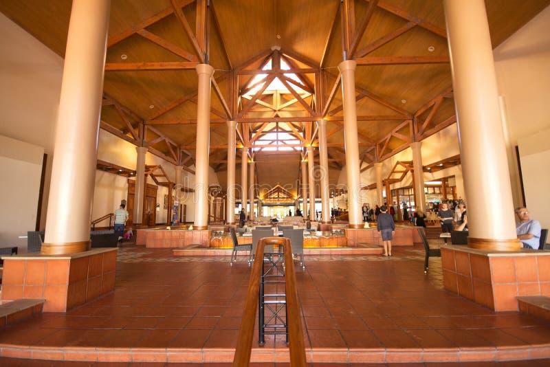 Novotel - centro turístico gemelo de las aguas fotos de archivo libres de regalías