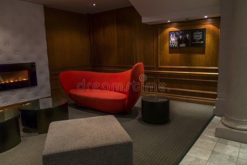 Novotel living room