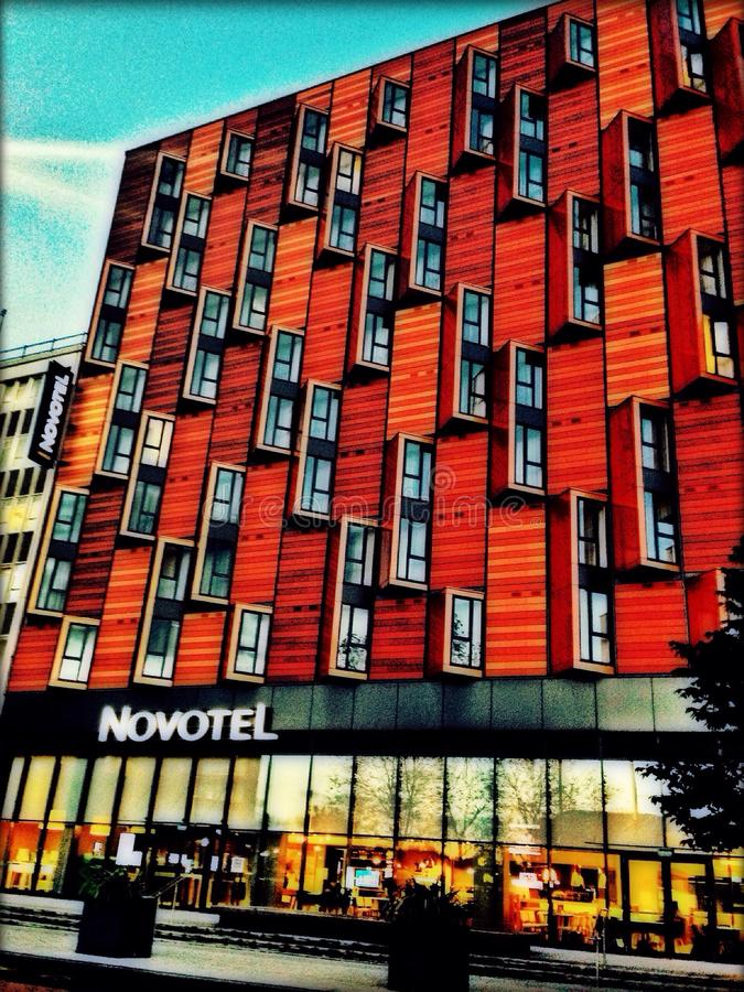 Novotel Wembley stock foto