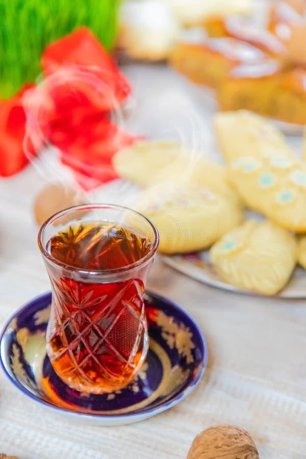 Novruz. Azerbaijani traditions. New Year. Selective focus royalty free stock photos