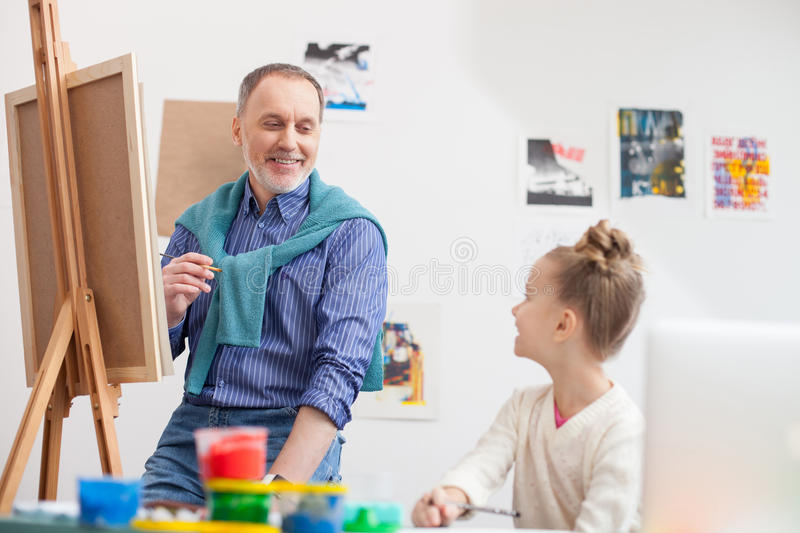 Now I will teach you to paint stock photography