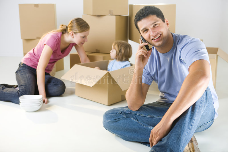 Now we're unpacking stock photography
